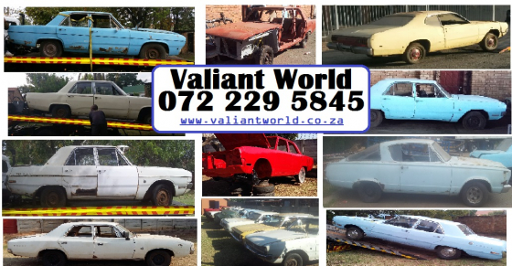 Valiant for sale 0722295845