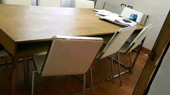 Dining Room Table 8 Seater
