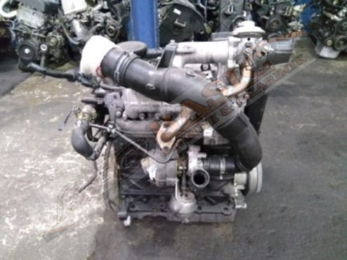 VOLKSWAGEN -ALH 1.9L TDI Engine -CADDY ( Replacement of AHF 1.9L TDI )