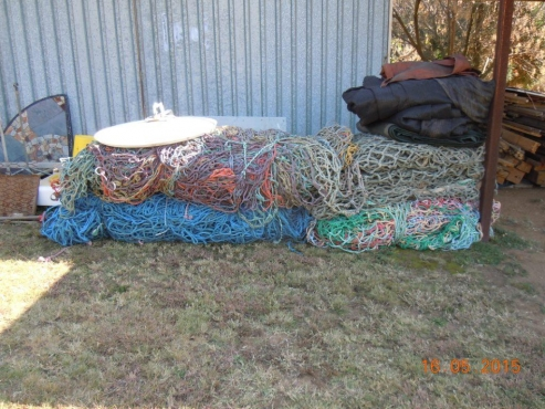 Used Cargo Nets
