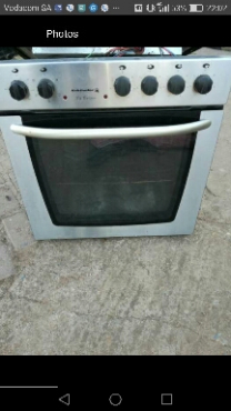 kelvinator stainless steel stove