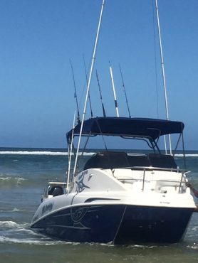 Boat to Rent - Deep Sea fishing boat fully equipped
