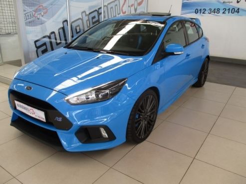 Ford Focus 1.6 5 door Si