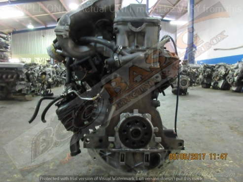 BMW -184E1 E30 M40 -1.8L EFI 8V ENGINE -318i (BELT)