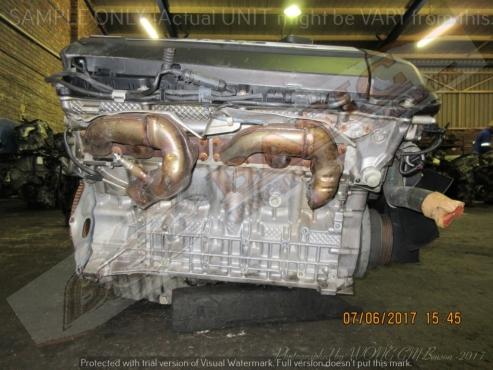 BMW 226S1 E46 M54 B22 -2.2L EFI ENGINE -320i
