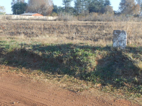 Vacant Land in residential area up for sale in Kookrus Midvaal