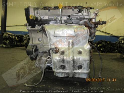 ALFA ROMEO -937A1000 2.0L JTS 16V ENGINE -A156