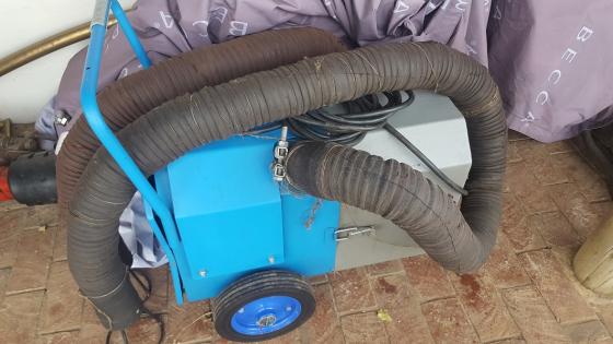 Industrial Valet Dryer