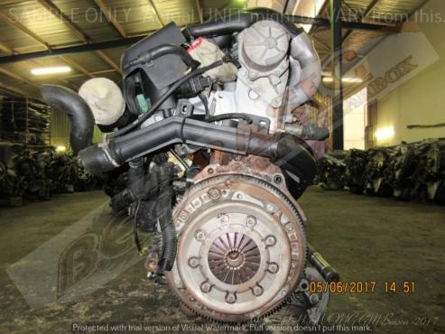 CITROEN -10DXFS -2.0 DI EFI Engine