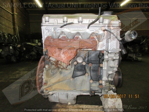 BMW -184E2 E36 M43 -1.8L EFI 8V ENGINE -318i (CHAIN)