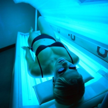 Phillips Sunbed for sale - Very good condition !!!