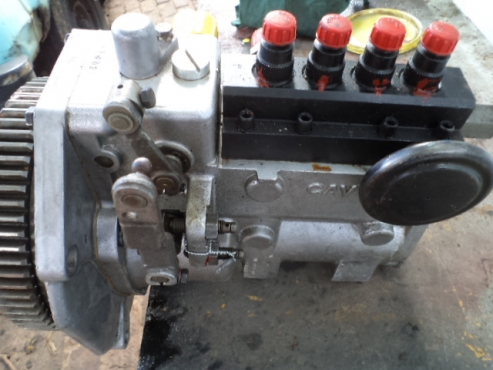 Ford D400 injection pump