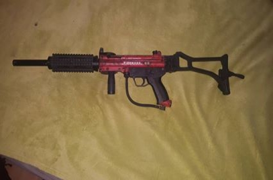 URGENT SALE of Paintball guns/markers