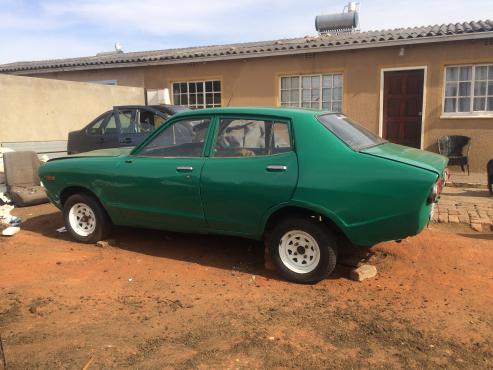datsun 120y in Cars in Gauteng | Junk Mail