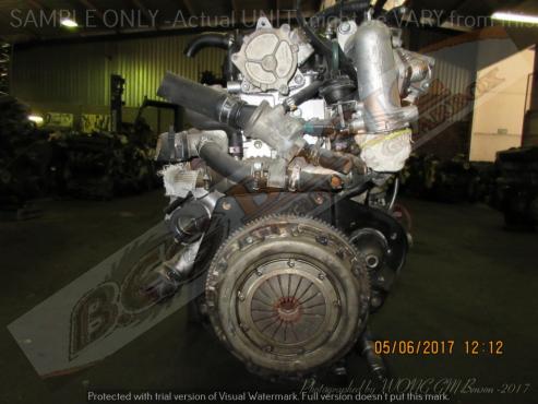 FIAT DOBLO -223.B1.000 -1.9L JTD Engine -Doblo Cargo