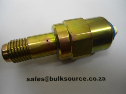 ISUZU INJECTOR PUMP