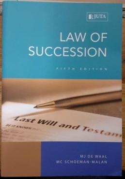 LAW OF SUCCESSION
