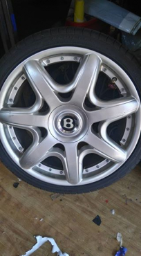 bentley in Wheels and Hubs in South Africa | Junk Mail on