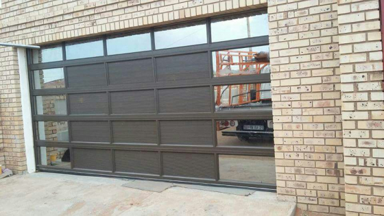Aluminium garage doors for sale junk mail for Garage door motors prices south africa