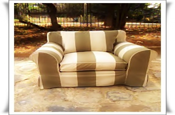 Couch & Chair Removable, Washable Slipcovers