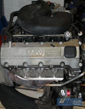 BMW E46 318I ENGINE