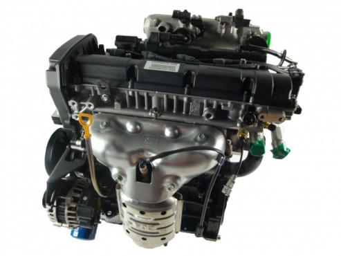 HYUNDAI TUCSON 2.0L G4GC ENGINE