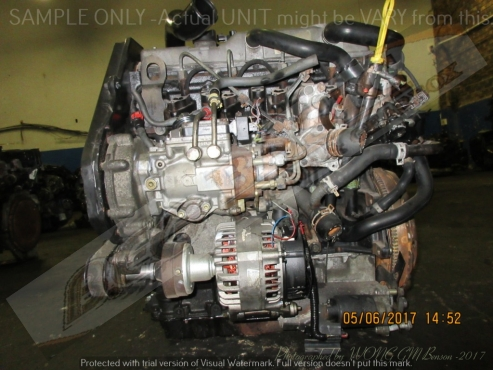 FORD FOCUS -C9DB 1 8L TDI Endura DI Engine -Focus | Junk Mail