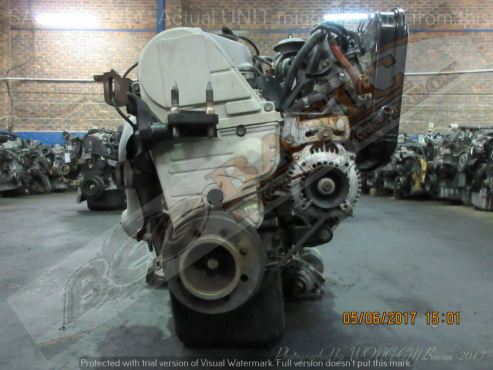 HONDA -D15B4 1.5L D/CARB 16V Engine -Civic