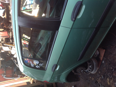 Stripping Hyundai Getz 2009 for Spares