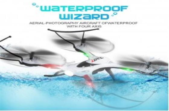 JJRC H31 Waterproof Headless Mode One Key Return 2.4G 4CH 6Axis RC Quadcopter RTF