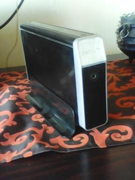 1.3Tb Samsung external hard disk drive.