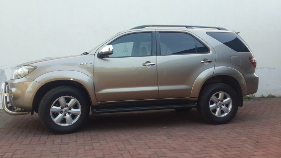 2010 Toyota Fortuner 3.0 D4D A/T