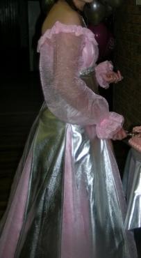 Second Hand evening/matric dance dress for sale