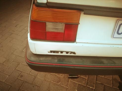 VW Jetta 1.8 1989