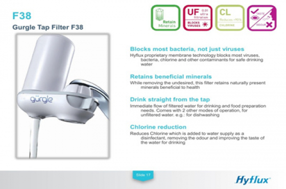On Tap Water Purifier