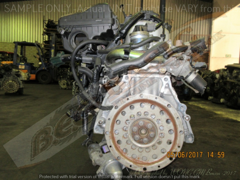 HONDA CIVIC -D15B 1.5L VTEC 16V Top Coil Engine