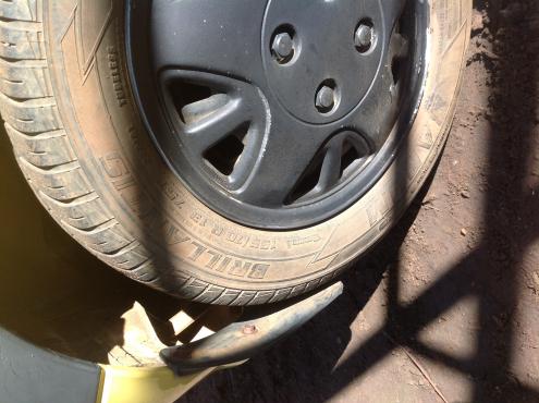 Stripping Hyundai Atos Prime 2001 for Spares