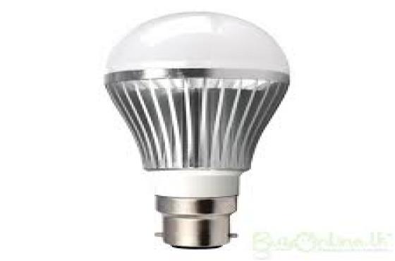 9W 220V LED BULB E27 AND B22