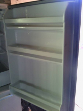 Defy fridge.