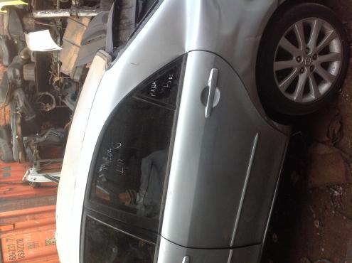 Stripping Mazda6 200