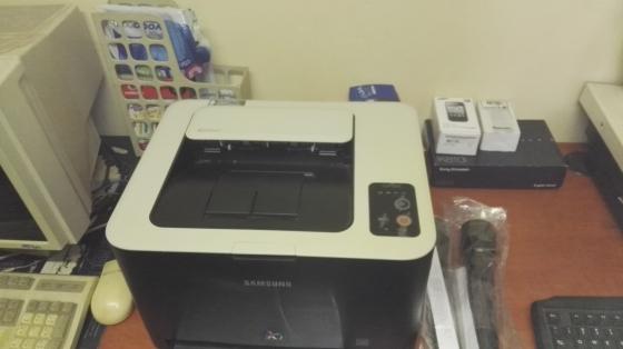 SAMSUNG Colour Lazer Printer CLP325W