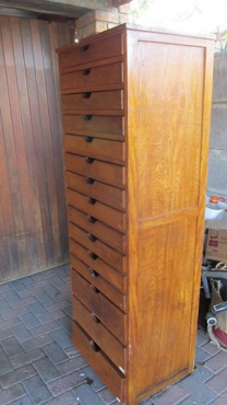15 Drawer cabinet need tlc