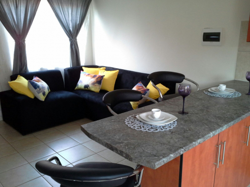 3 Bedroom Family Home in Secure Estate with own Private Garden. All Costs Included