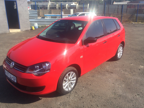 Volkswagen Polo Vivo 2015 Model with 4 Doors, Factory A/C and C/D Player