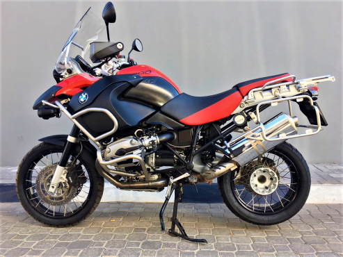 09 BMW R1200 GS ADVENTURE