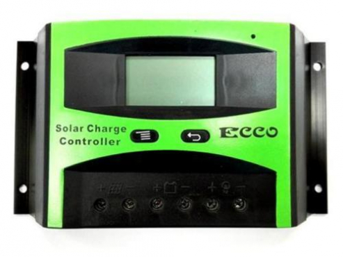 30ap 12/24v Solar Charge Controller