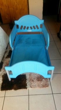 Toddler bed te koop