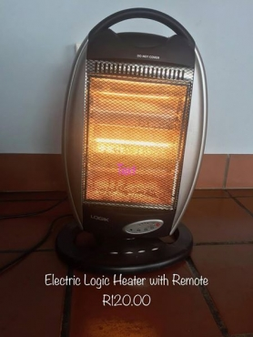 Electric Logic Heater with Remote