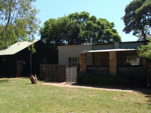 Farm house near Cullinan