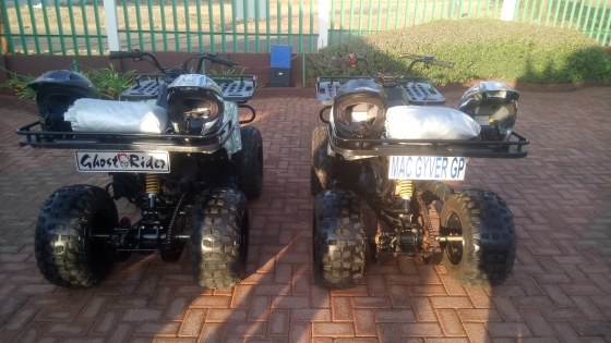 Kazuma Dingo 250cc and 150cc quad bikes | Junk Mail